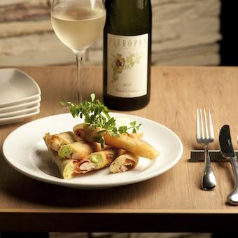 旬の魚介、野菜、お肉を使った本格イタリアンを作れるよう頑張ろう!