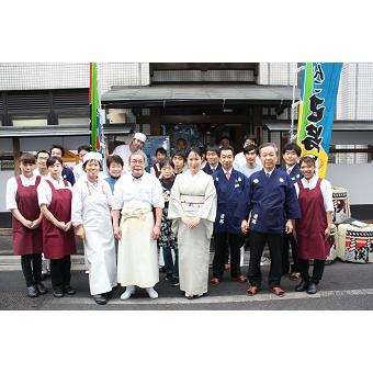 絶品まかない!親切なスタッフと働こう。日本文化も学べる&和装手当も!【ディナースタッフ急募】
