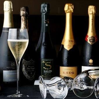 本格食材に合った本格ワインで、しっかりとソムリエとしての知識が蓄えられます!