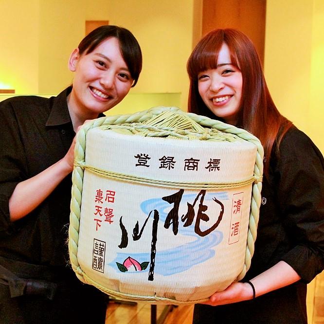 和モダンでお洒落♪東北郷土料理と地酒が自慢の「Hako」で接客☆働きやすい待遇が整っています!