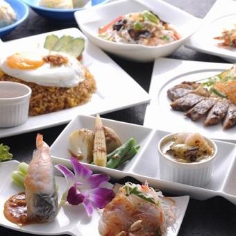 アジアン料理、エスニック料理を学んでみたい方!本格まかないを食べながら勉強しよう☆