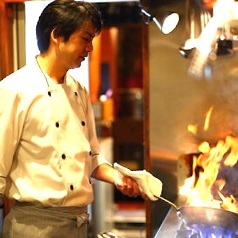 牡蠣料理やイタリアンを学びたい人必見!!お洒落なオイスターバーのキッチン♪
