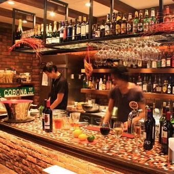 髪色自由☆独立も応援‼スペイン料理やイタリアンを学んでみませんか?駅徒歩1分の隠れ家のような人気店