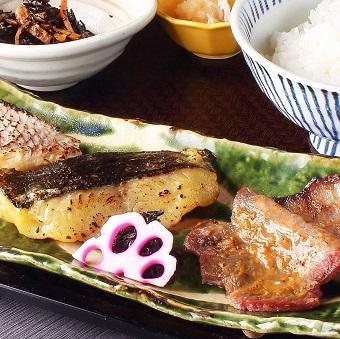【高時給】日本人ならやっぱりこの味!自家製漬け魚膳が人気のお店で調理スタッフ!<タダ飯クーポン>