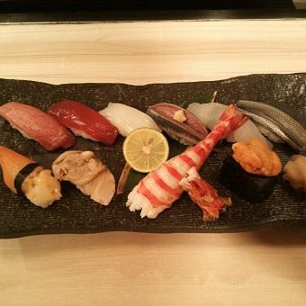 まかないにお寿司が!?