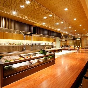 六本木ヒルズで粋な和食を作る★昇給チャンスは月1♪時給1200円☆未経験でも1100円★