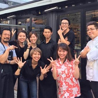 【最大ボーナス10万円⁉】東京都道で初『路上の常設商業施設』で自分らしさを大切にアルバイト♪