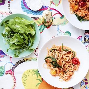 身体に優しい素材を活かしたシンプルな料理を学ぶ事が出来ます♪