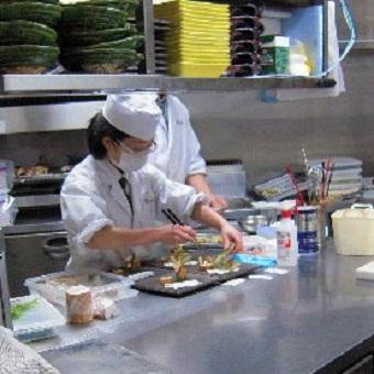 山陰地方の食材に触れて調理の腕を上げよう!経験豊富な料理人直伝の技術を学べる!