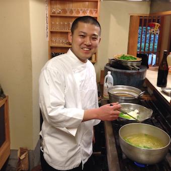 京都の食材を使った京料理を作ろう!恵比寿の閑静な住宅街で上品なお客様が集まります♪