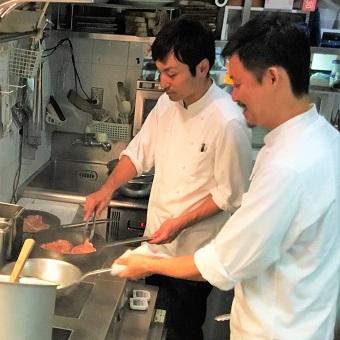 生地から手作り☆本格釜焼き★イタリアンピザをあなたの手で作れる!キッチンのバイト♪