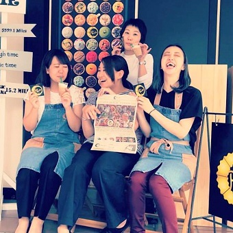 インスタ映えばっちり☆手の平サイズの可愛いパイを売りましょう!2018年9月までの販売のお仕事♪