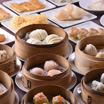 達人はその日の気温や湿度で粉の配合を変える!?本格点心の中華料理屋でキッチンスタッフ!