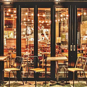 ★メディアでも話題★中目黒のスタイリッシュな「ミートレストラン」!『自由』な店舗作りに挑戦できる!
