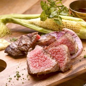 NY仕込みの熟成肉を学べる★品川駅のステーキダイニング[金髪・茶髪OK]