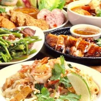 本格タイ料理を学べます。親店オープンも計画中です!
