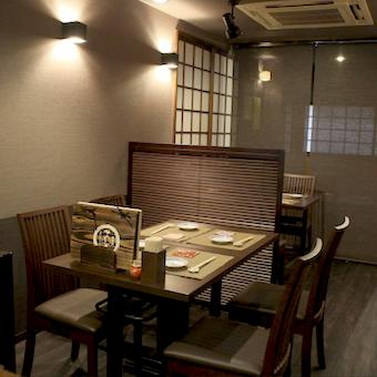 歌舞伎座のすぐ側にある、和モダンな隠れ家居酒屋です♪