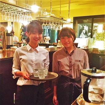 <金髪・ひげOK>シフト自由度◎自分のライフスタイルを大切に♪オシャレな大人カフェでアルバイト☆