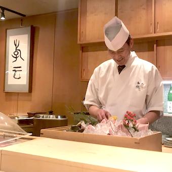著名人にも愛された加賀料理を学べる老舗のキッチン♪東京駅徒歩1分◎