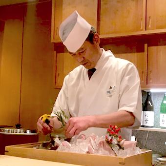 品川駅からスグ!シナガワグース内にある老舗店で加賀料理を学ぼう!