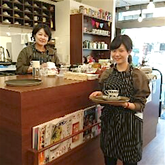 『ニットカフェ』って?いるだけで癒される空間「森のこぶた」で優しい女性店長と一緒に働きましょう!