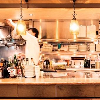 <最大時給1500円>イタリアの超名店☆日本初出店レストランで本場の調理法と食材に触れる!