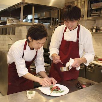 東京で唯一の「島根イタリアン」を作りましょう。調理技術は全て学べます。