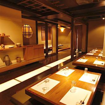 未経験でも高時給1250円☆東京都認定マイスターの料理長がいる和食屋さんで接客!
