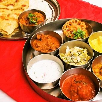 美味しいインド料理まかないも食べられます♪エスニック料理好きな方は毎日がワクワク!