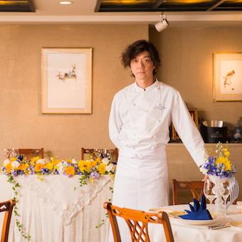 フレンチレストラン・バー・ラウンジで料理が学べる♪神楽坂の人気ホテルのキッチン☆