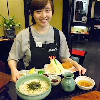 高松の人気老舗うどん「山田家」の県外唯一のお店で働こう!