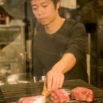 ブランド肉、塊肉と言えばブロックス!豪快に料理をしよう!花見など交流を深めるイベントもあり◎