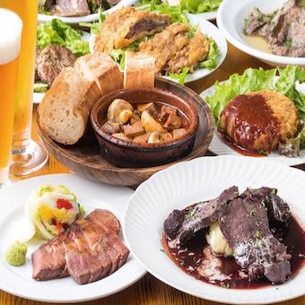 クラフトビールに合う様々な牛タン料理を学ぶ☆将来独立を考える人にもオススメ!
