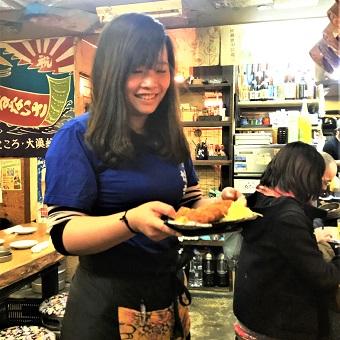 ☆まかないは沖縄料理食べ放題☆めんそ~れ~♪新橋駅3分の沖縄居酒屋!高校生可◎