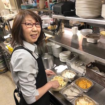 中華料理で糖質制限!?美味しくて健康に良い中国料理を学べるキッチン♪時給1200円☆研修中も同時給◎