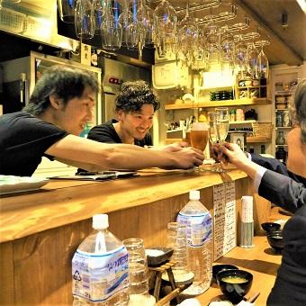 常連さんに愛される新潟の魅力が詰まった個人店で自分らしく接客♪最大時給1500円を目指して働こう!