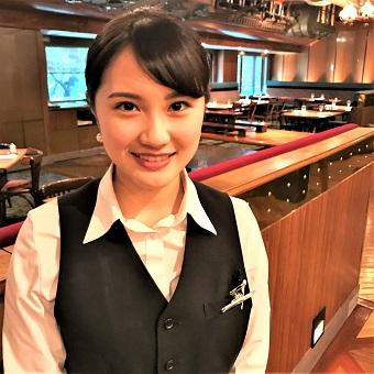 ディナー時給1200円☆大航海時代へタイムスリップ!?ワクワクが止まらないレストラン!ホールスタッフ