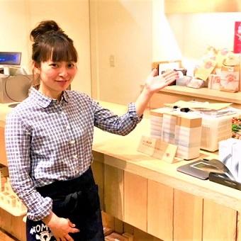 お米を中心に全国のNIPPONの文化が詰まったお店で「美味しいもの」「素敵なもの」を販売しよう♪