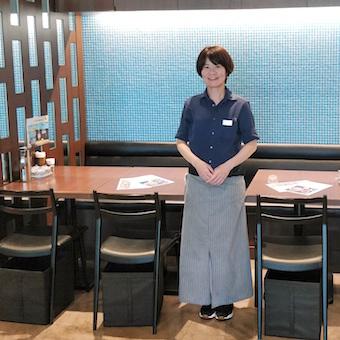 頑張ればタイ語も習得できる☆タイ人や日本人など多国籍なスタッフで和気あいあい☆タイレストランで接客♪