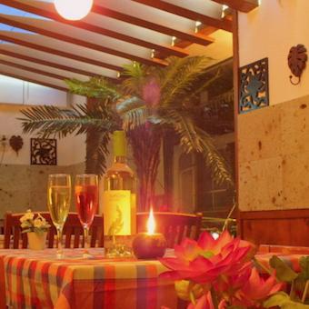 日本人オーナーが営む本格タイ料理店で接客♪タイ料理まかないあり☆スパイスや調味料を格安購入可能◎