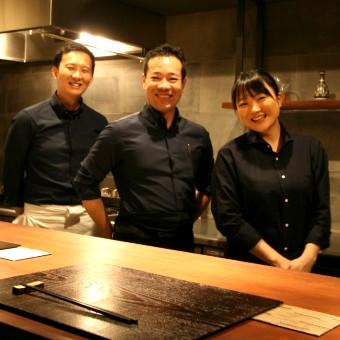 全て料理はおまかせコース☆常時80種類の日本酒が揃う大人の隠れ家で働こう☆