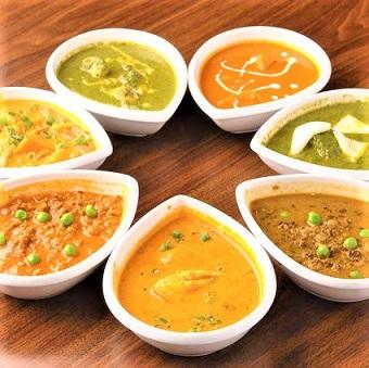 美味しいインド料理まかないもあり!スパイスや異国の食文化に興味がある方も大歓迎♪