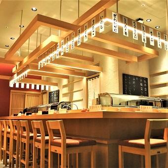 <2018年4月Grand Open!>国分寺の新しい商業施設内のお寿司屋さん♪ホールスタッフ!