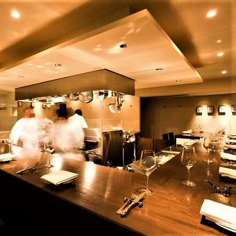 【360度オープンキッチン!】経験者優遇!お客様を五感で楽しませるイタリアン♪