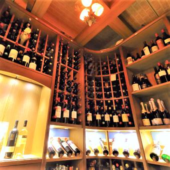 ソムリエの資格を持っている方も大歓迎♪ワインに詳しくなれる環境です!