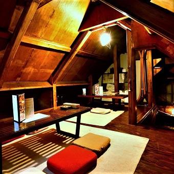 ◆古民家を改築した自然派ワインバル◆安らぎの空間でホールのお仕事♪
