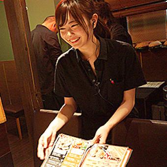 【日払い&週払いOK】固定シフトだと月給20万円も可能なホールバイト!