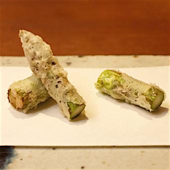 四季や美味しさを追求した極上天ぷらを学ぶ!ミシュラン掲載の名店のキッチン☆個人店★