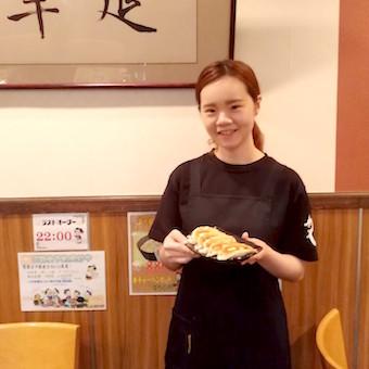リクエストに応えてくれる美味しいまかないあり◎チャーハンが美味し老舗中華店で接客◎常連さん多数☆