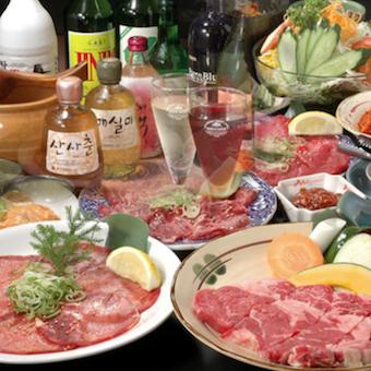 上質なお肉をお手頃価格で食べられるコスパの良さが人気♪お店のメニューをまかないで食べられる日もありますよ!